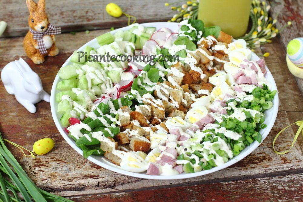Великодній салат_1