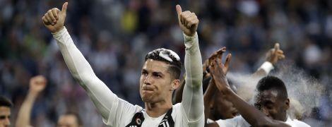 Роналду установил исторический рекорд среди футболистов