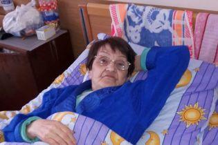 Тяжелая онкология заставляет семью Аллы просить о помощи