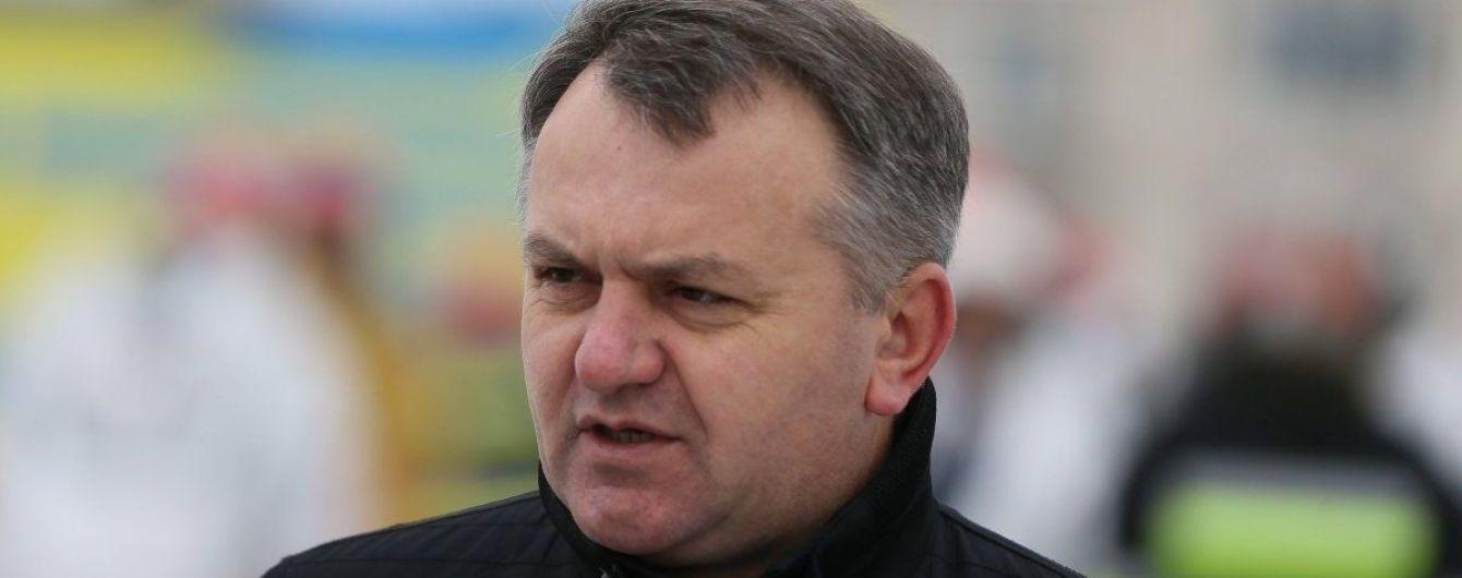 Глава Львівської ОДА подав у відставку