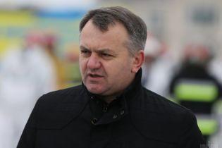 Глава Львовской ОГА подал в отставку