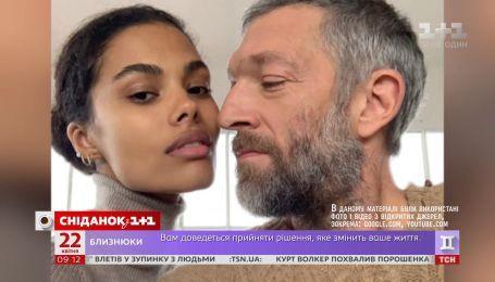 52-річний актор Венсан Кассель знову став батьком