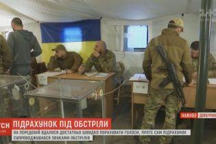 Для военных составили график, чтобы они смогли проголосовать и не оставить пустыми позиции