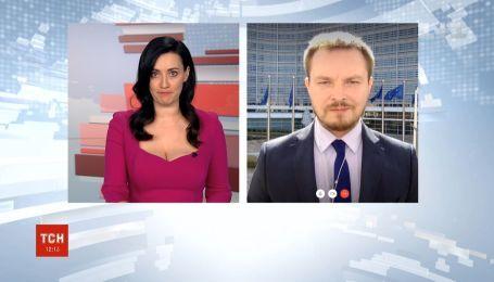 ЕС письмом поздравил Зеленского и обещал в дальнейшем помогать Украине
