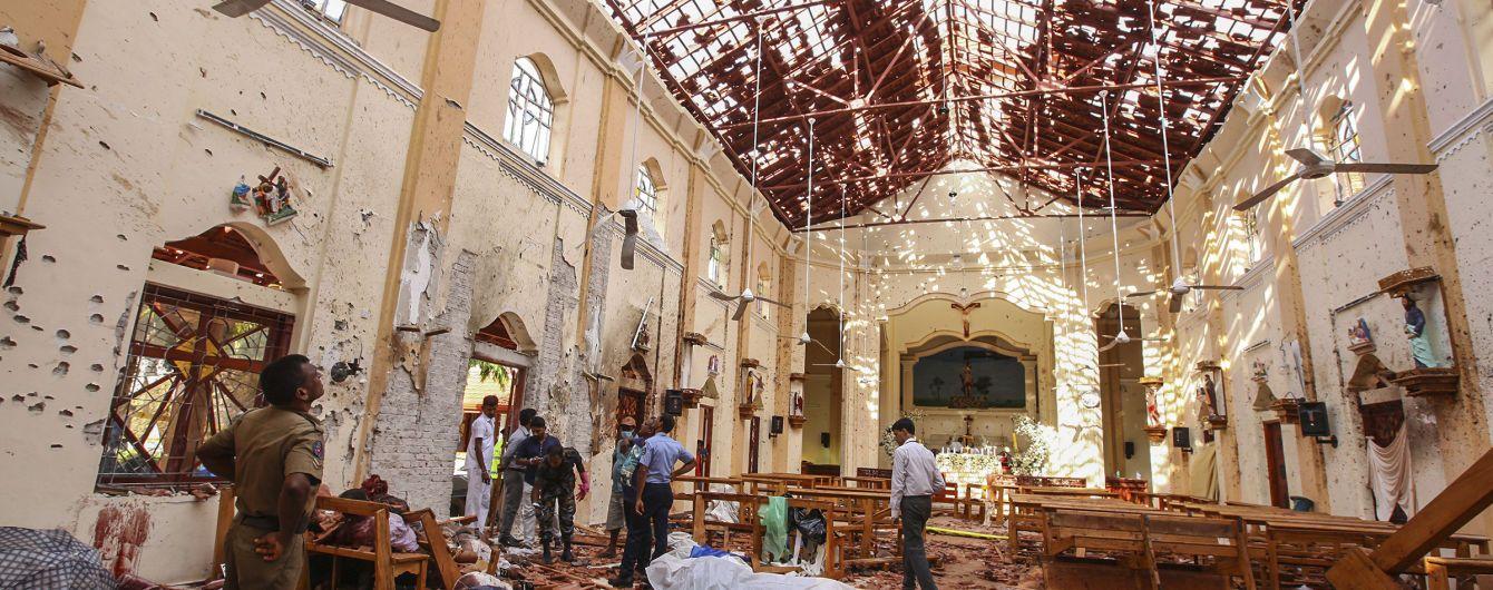 Полиция Шри-Ланки нашла еще 87 детонаторов