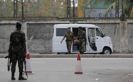 Теракти на Шрі-Ланці: біля церкви стався ще один вибух