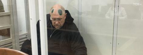 Фігурант справи Гандзюк з четвертої спроби з'явився на засіданні суду