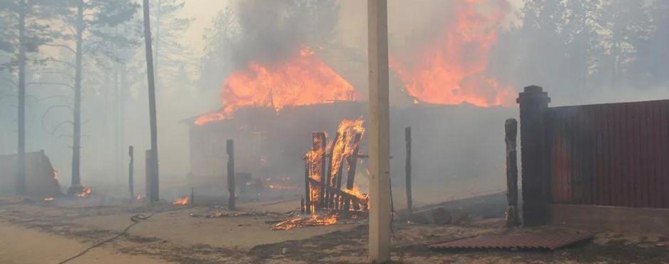 У Забайкальському краї РФ від масштабних пожеж постраждали понад 600 людей та згоріли 4 тисячі тварин. Що там відбулося