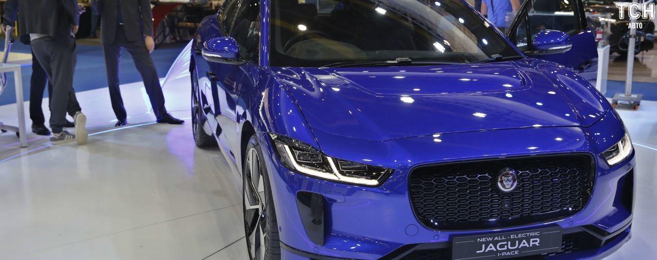 Jaguar представит целую семью электрокаров в 2020 году