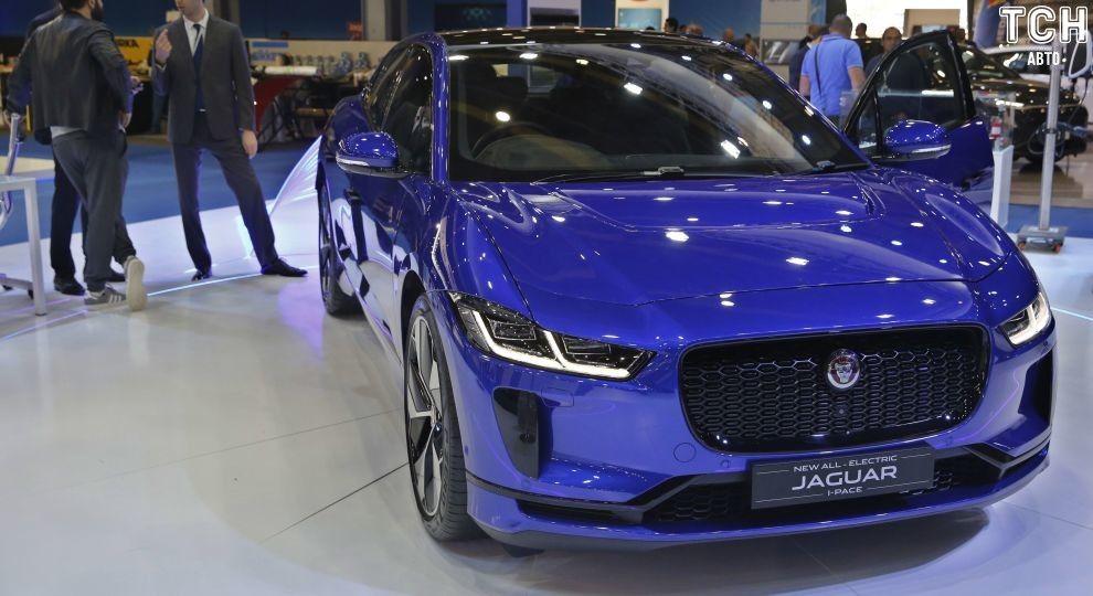 Jaguar представить цілу родину електрокарів 2020 року