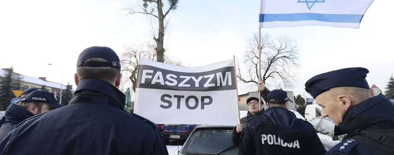У польському містечку стратили опудало Юди під час релігійного ритуалу. Євреї обурились