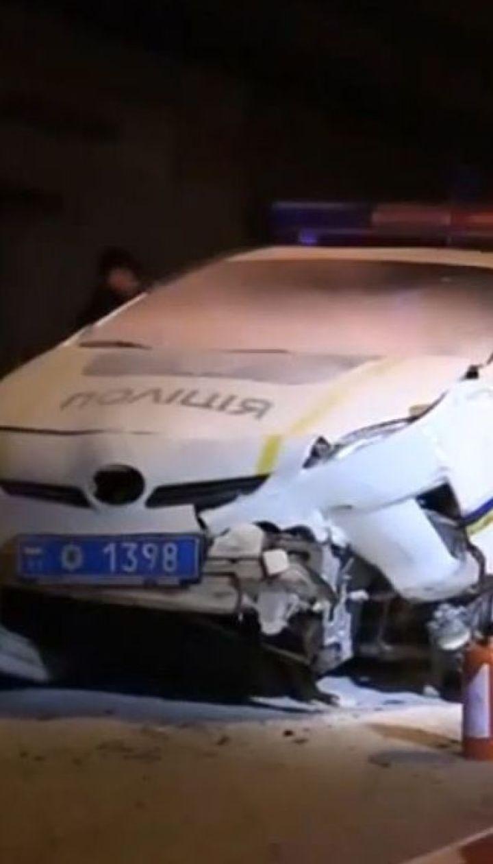 Нападение на патрульную в Киеве: полиция открыла два уголовных производства