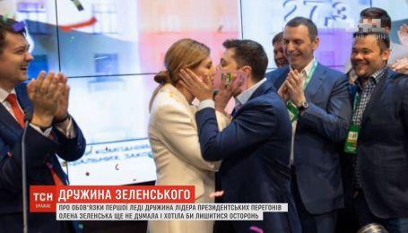 Жена Зеленского рассказала, какой видит роль первой леди