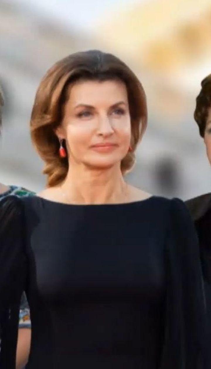 Первые леди Украины: чем отличились жены президентов за время работы их мужей