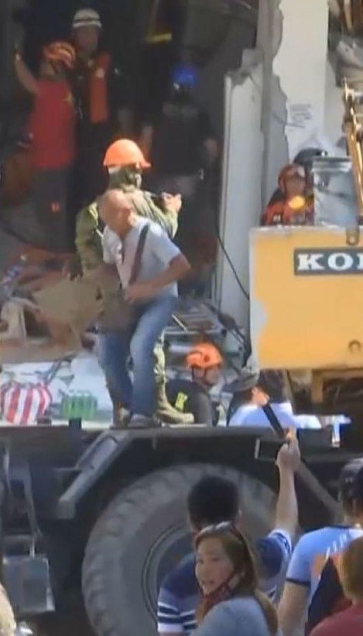 Сильное землетрясение убило на Филиппинах минимум 11 человек