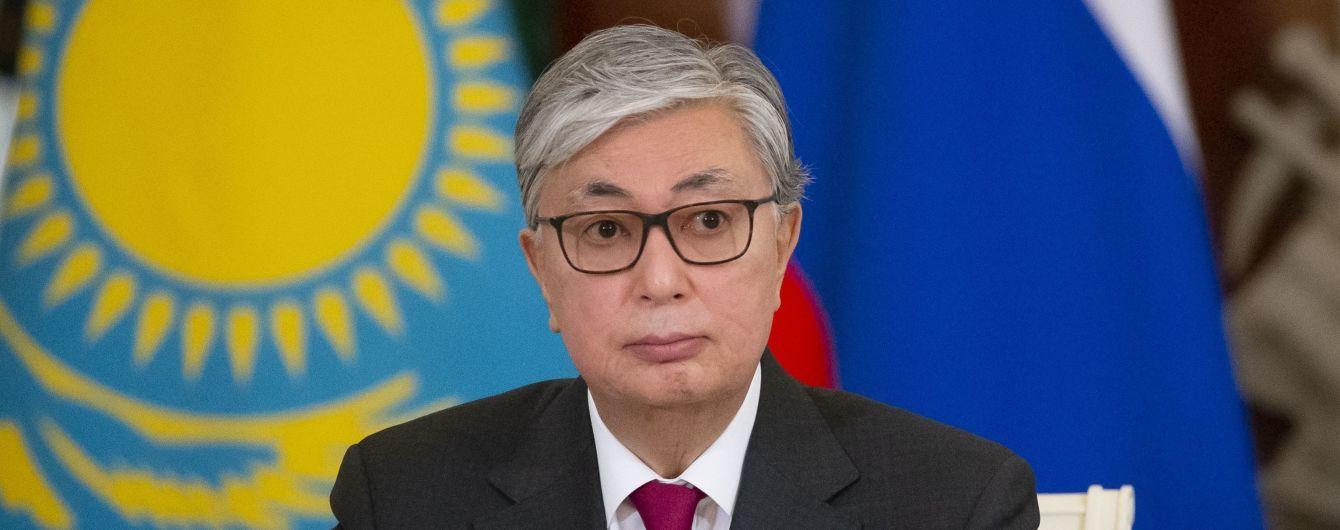 Президент Казахстана отрицает аннексию Крыма - Украина готовит демарши