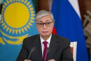 Назарбаев выдвинул кандидатом на предстоящих выборах действующего исполняющего обязанности президента