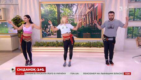 Худеем с помощью традиционных турецких танцев - фитнес-советы Ксении Литвиновой