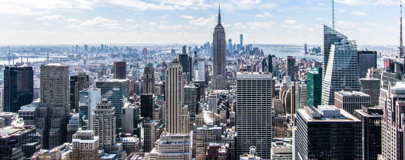 В Нью-Йорке могут запретить небоскребы из стекла и стали