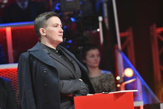 Савченко пообіцяла, що не піде з політики
