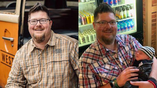Американець схуднув на 20 кілограмів, п'ючи лише пиво і воду