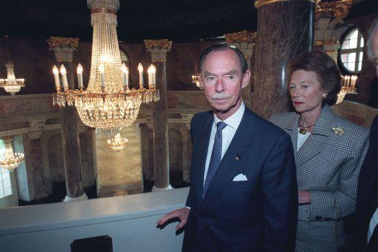 Помер великий герцог Люксембургу Жан
