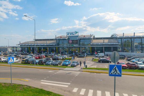 """В аеропорту """"Жуляни"""" відкриють новий міжнародний термінал А"""
