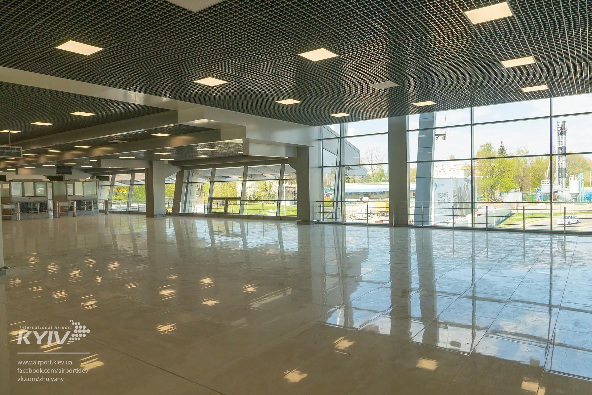 Аеропорт Київ  термінал А
