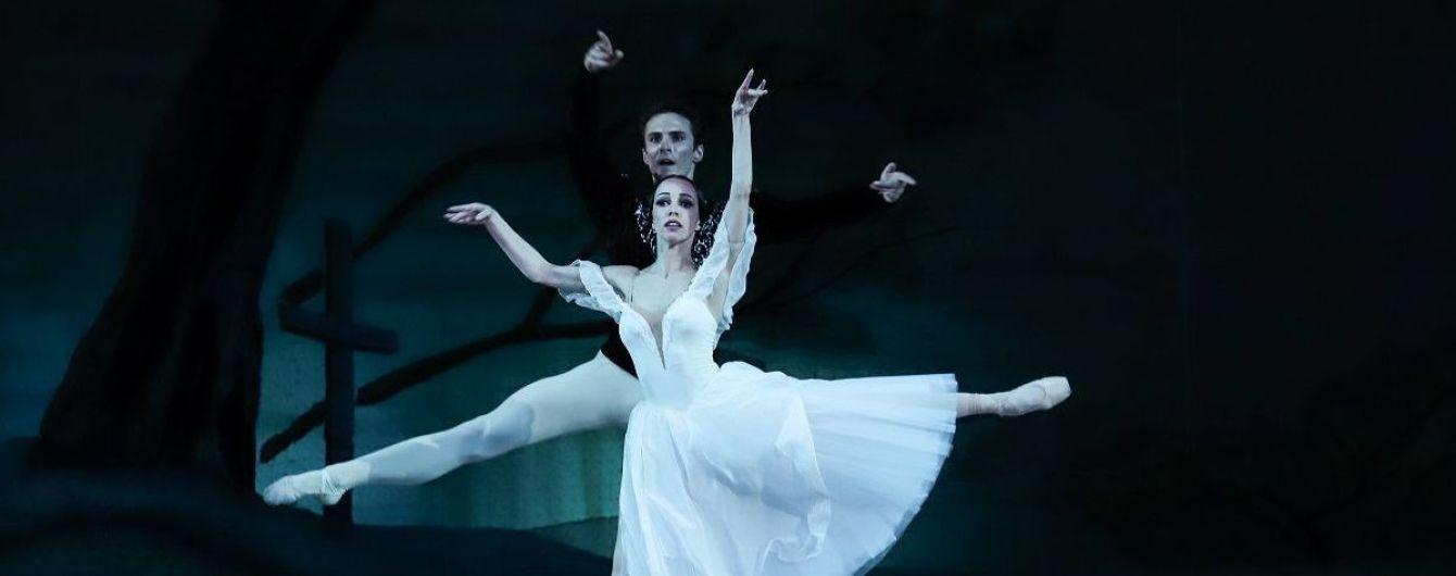 Это был прекрасный спектакль: Екатерина Кухар станцевала с солистом парижской национальной оперы