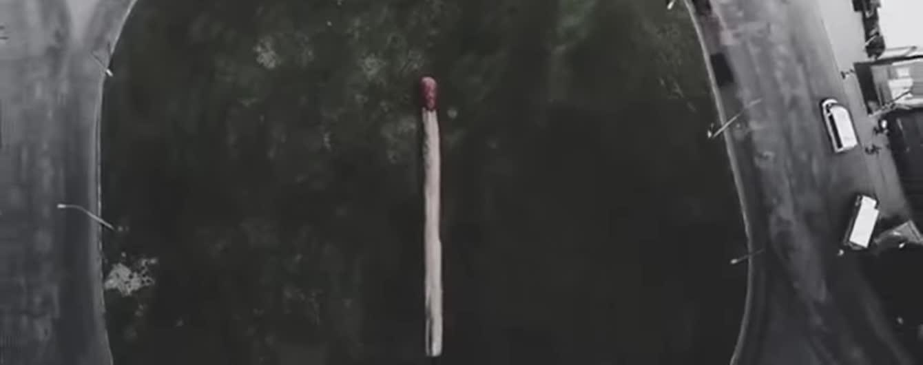 Херсонская площадь в видео Rammstein и удивительный песочный потрет Двейна Джонсона. Тренды Сети