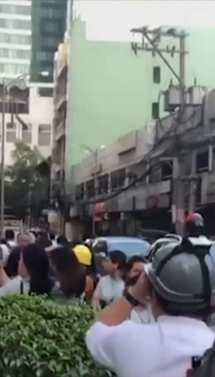 Минимум 15 человек погибли во время разрушительного землетрясения на Филиппинах