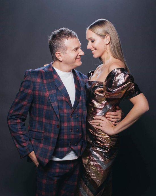 Катерина Осадча розповіла, як голосувала з чоловіком Горбуновим
