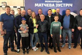 Статус Групп - спонсор проведения Международного боксерского матча среди юношей
