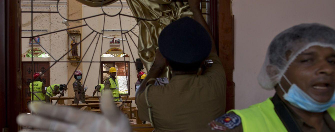 """""""Исламское государство"""" взяло ответственность за теракты на Шри-Ланке"""