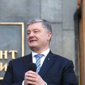 Порошенко назвал роспуск Рады Зеленским неконституционным
