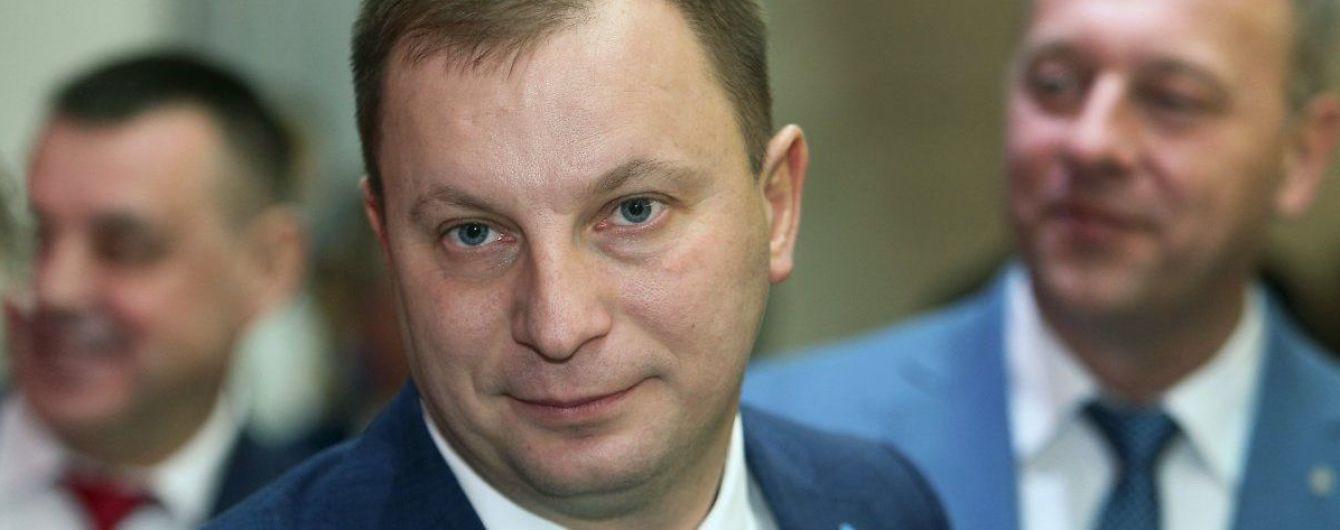 Председатель Тернопольской ОГА обещает уйти в отставку сразу после инаугурации Зеленского