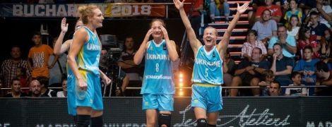 Украина завоевала право принять отбор на Чемпионат Европы по баскетболу 3x3
