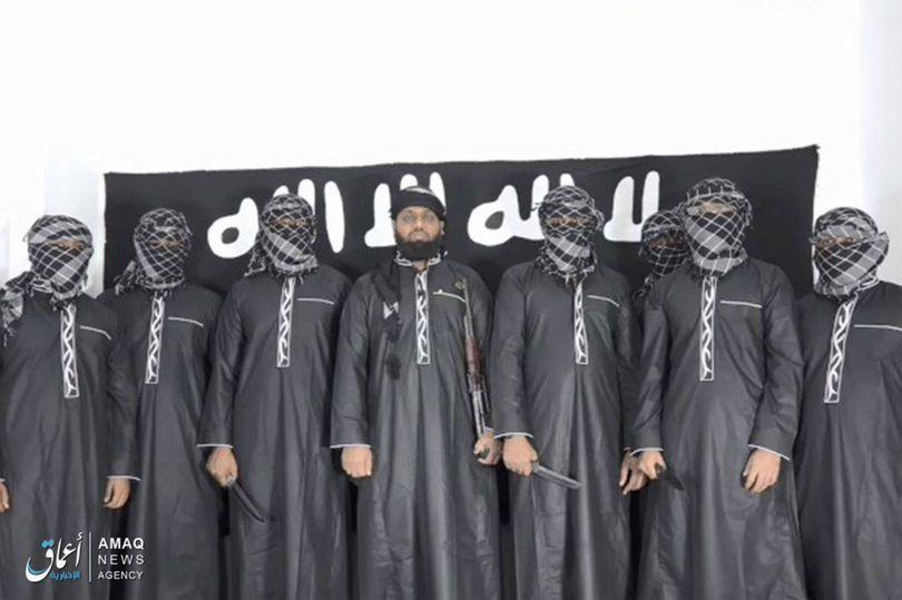 Ісламська Держава, Шрі-Ланка