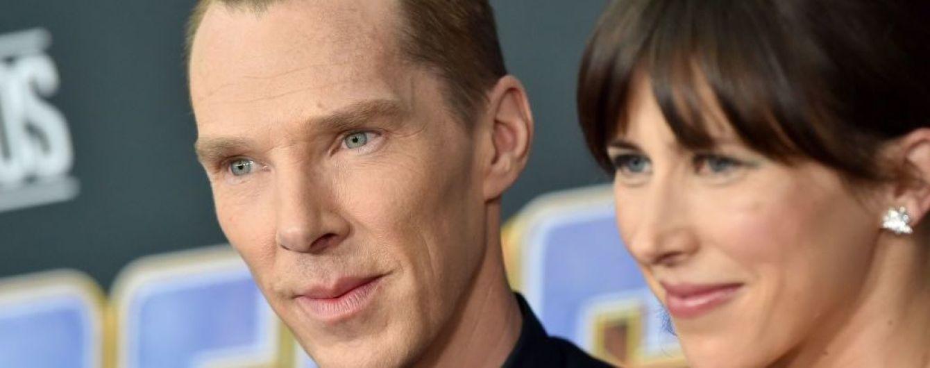 """Звезда """"Шерлока"""" Бенедикт Камбербэтч озадачил своим болезненным внешним видом"""