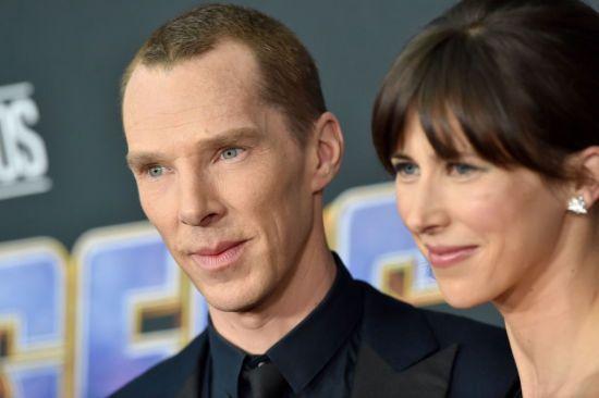 """Зірка """"Шерлока"""" Бенедикт Камбербетч спантеличив своїм хворобливим зовнішнім виглядом"""