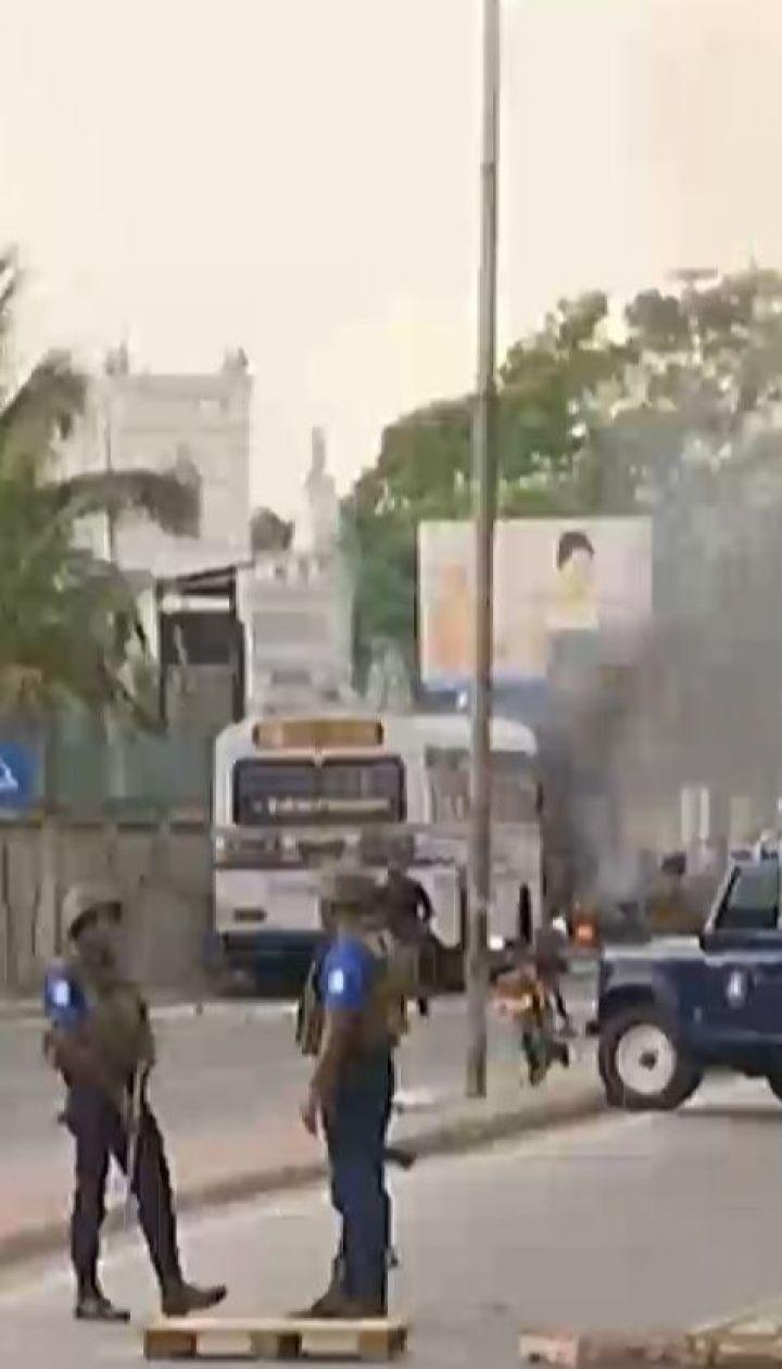 321 человек погиб вследствие терактов на Шри-Ланке