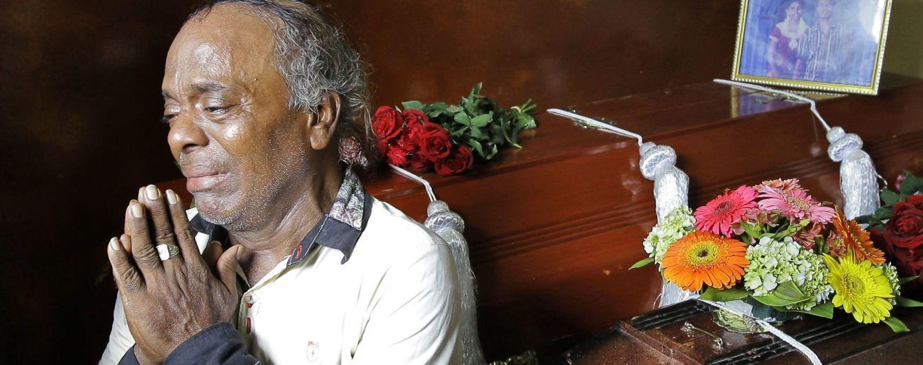 На Шри-Ланке начали хоронить жертв кровавых терактов