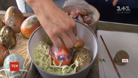 Какие пасхальные яйца нынче в тренде, узнавала ТСН
