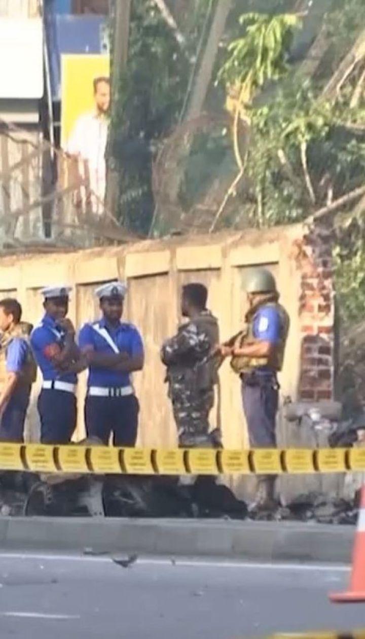 На Шри-Ланке ввели чрезвычайное положение после кровавых терактов