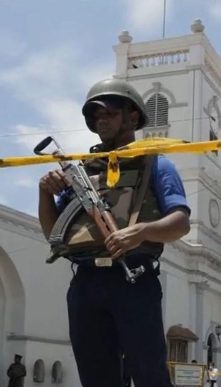 Туристам на Шри-Ланке советуют избегать людных мест