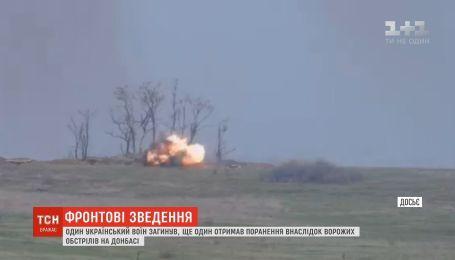 Потери на передовой: один украинский воин погиб, еще один получил ранения