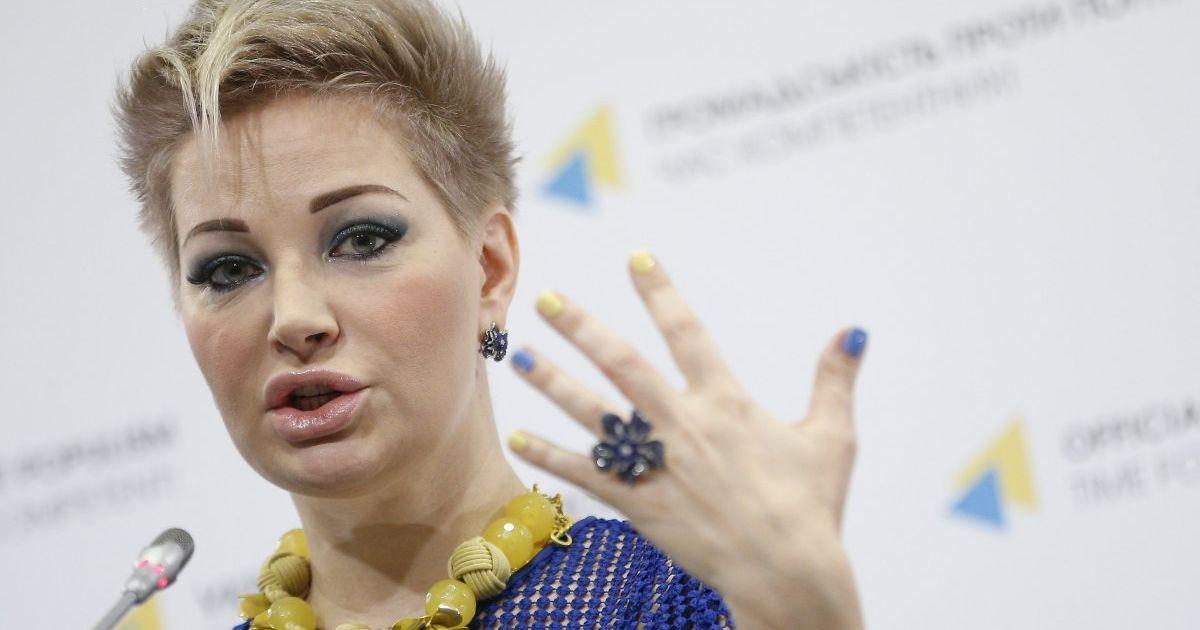 Максакова несподівано виступила проти версії ГПУ щодо організатора вбивства Вороненкова