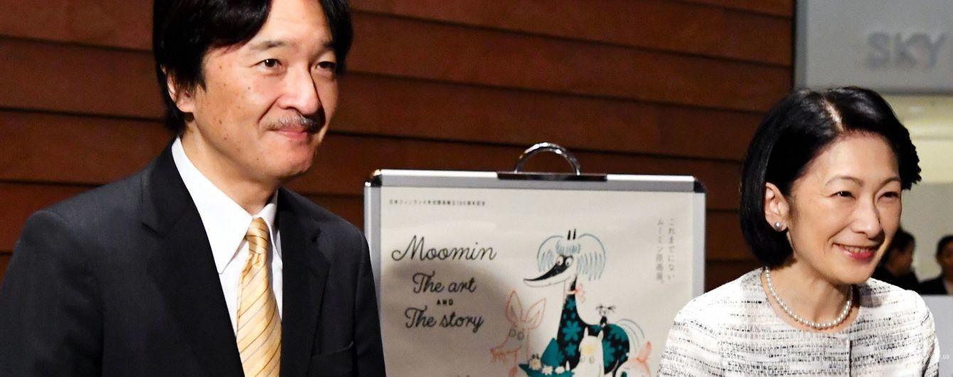 В элегантном костюме и с жемчужными украшениями: японская принцесса Кико сходила на художественную выставку