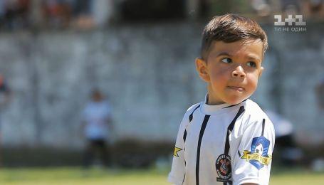 Дмитро Комаров зустрінеться із 7-річним футбольним генієм Бразилії