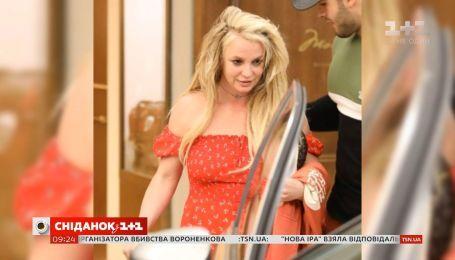 Бритни Спирс разрешили покинуть психбольницу, чтобы отпраздновать Пасху